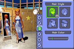 Sims 2, The - My Female Sim  - User Screenshot